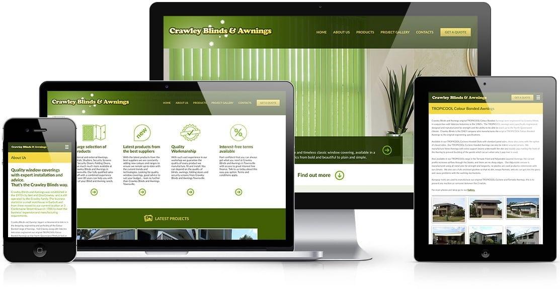 Responsive Website Design by Zephyrmedia
