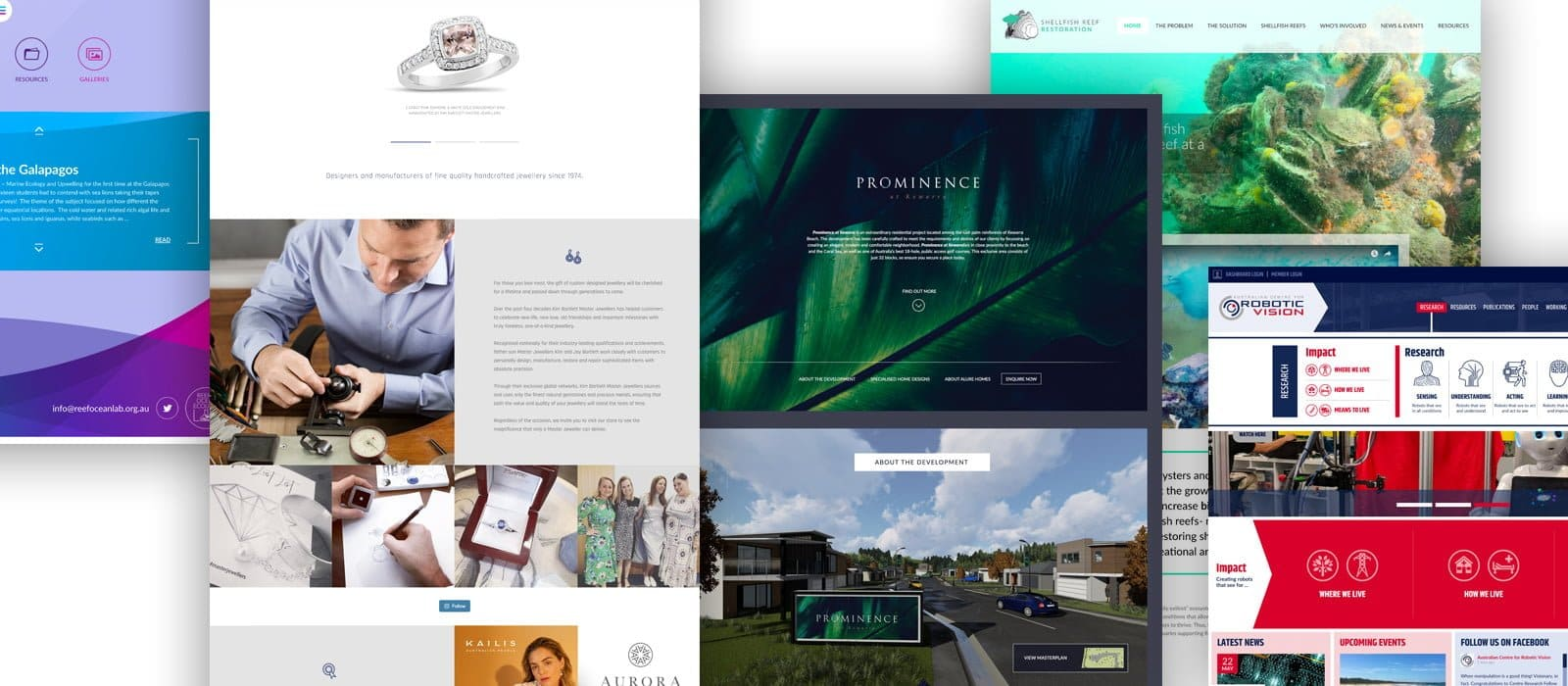 Websites by Zephyrmedia