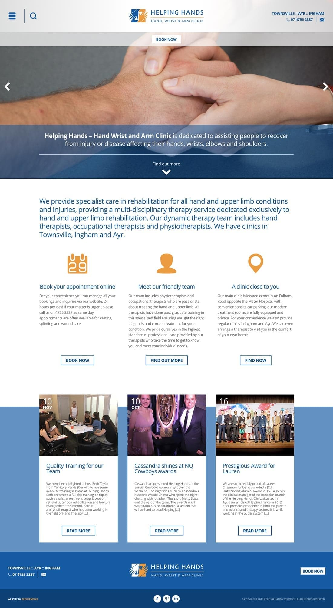 Responsive Website Design by Zephyrmedia